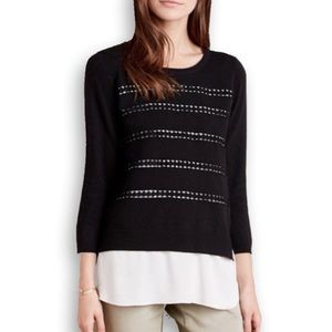 Anthropologie • Angel of the North Dovie Sweater